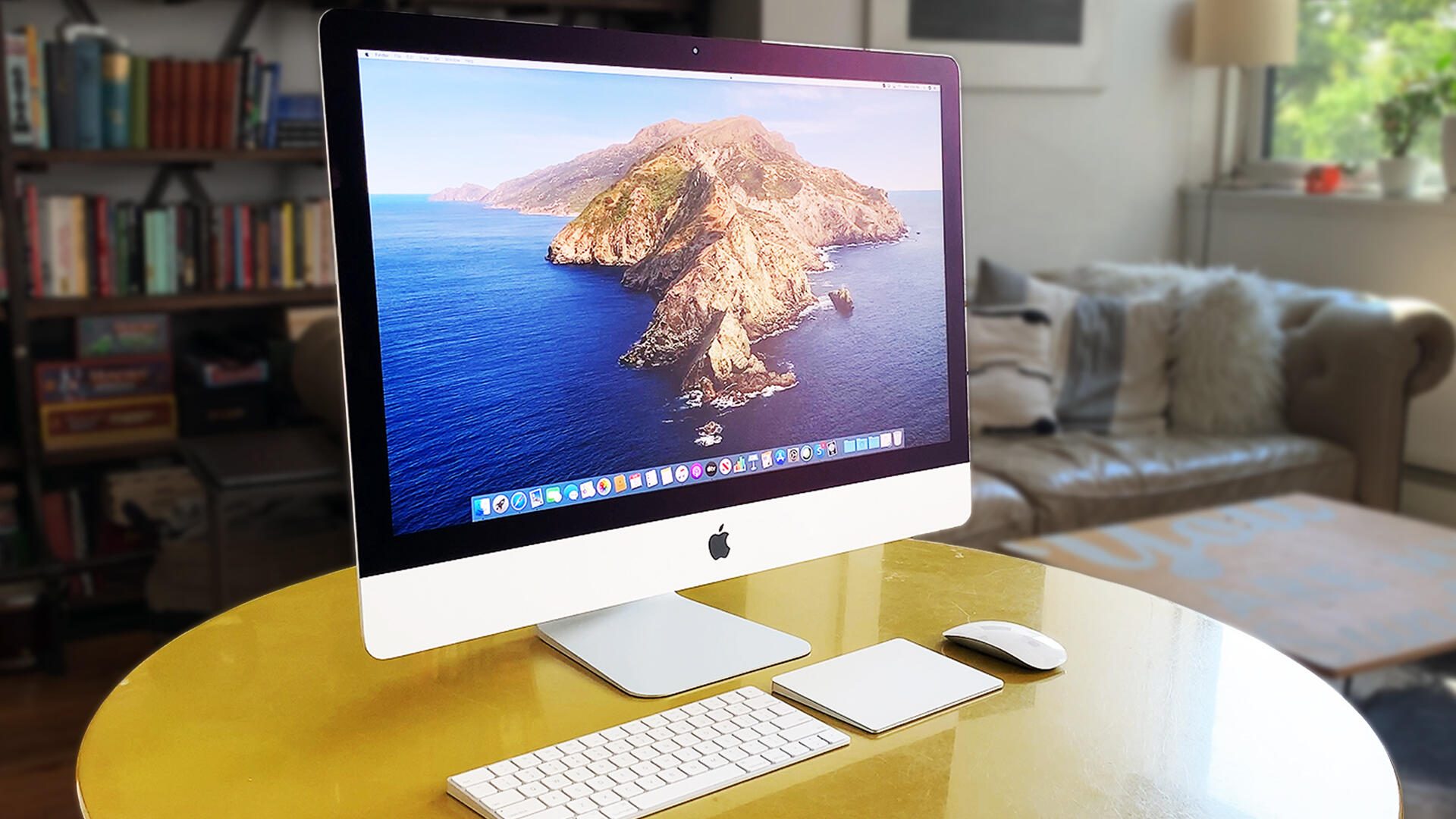 Video: New 27-inch iMac is Apple's summer surprise