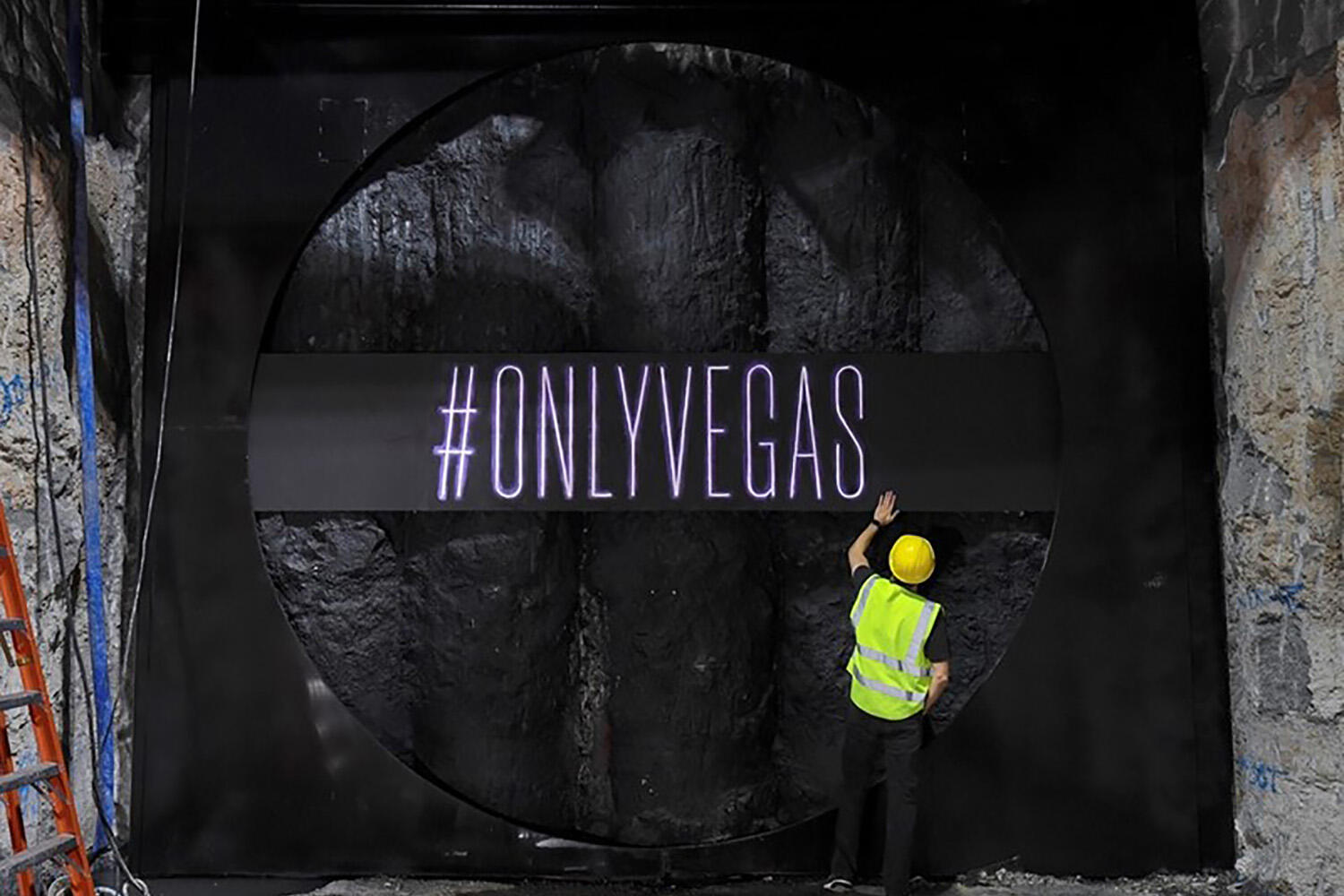 The Boring Company excavates first Vegas loop tunnel