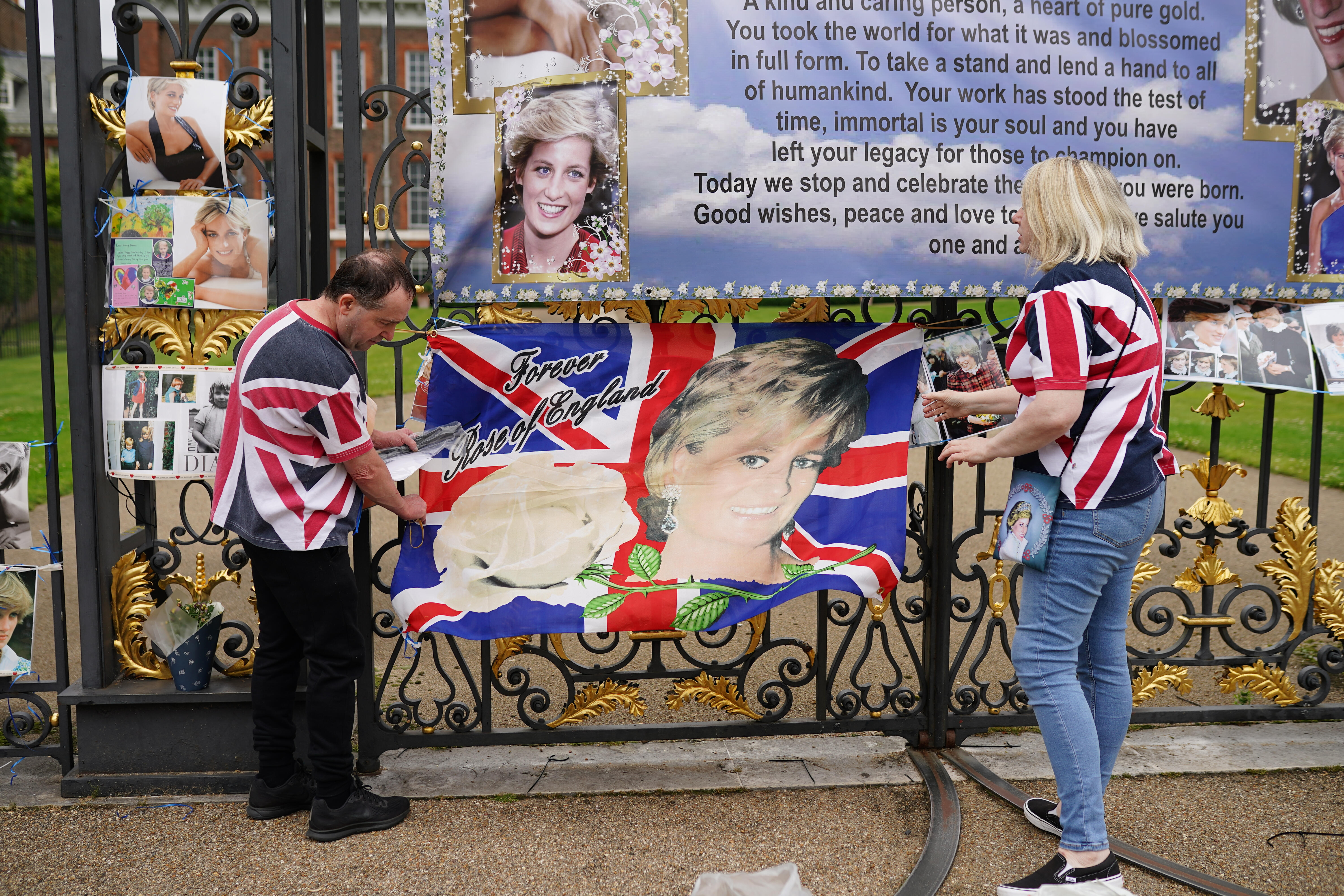 William and Harry to unveil Diana statue for mom's 60th: Why it's complicated