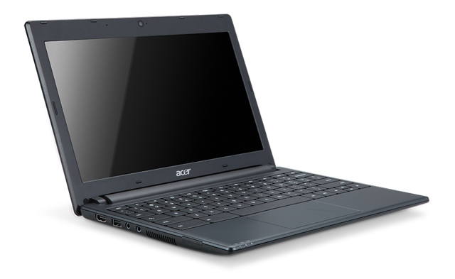 Acer Chromebook: Google's take on the Netbook