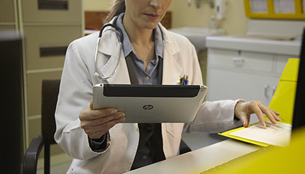 Is this HP's next tablet?