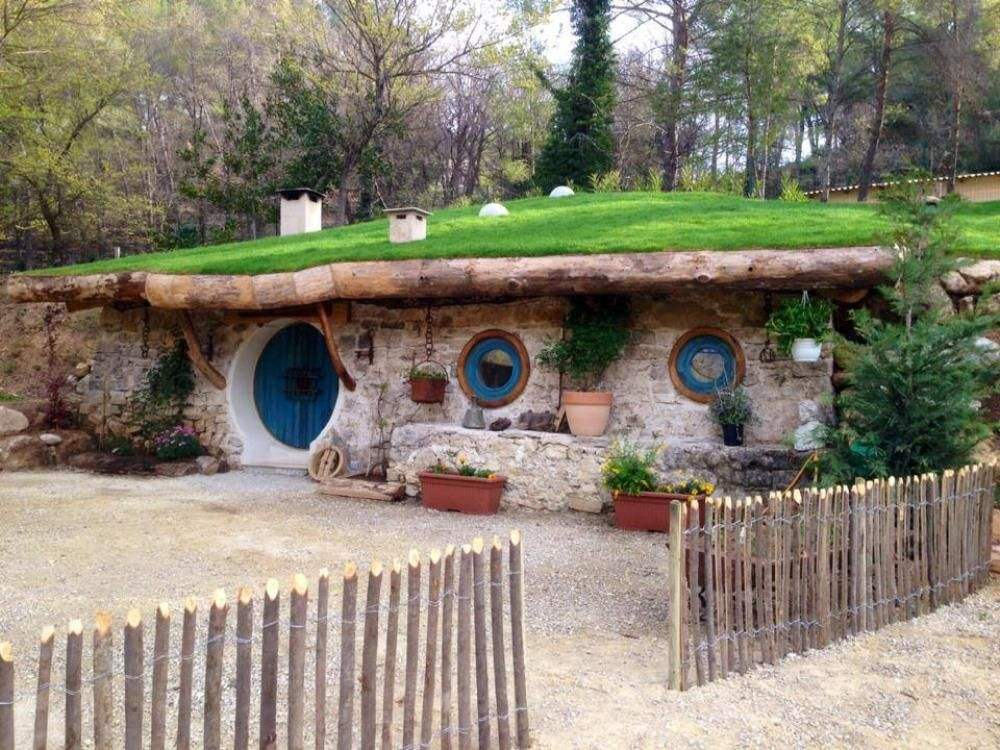 The Home of Bilbo in France