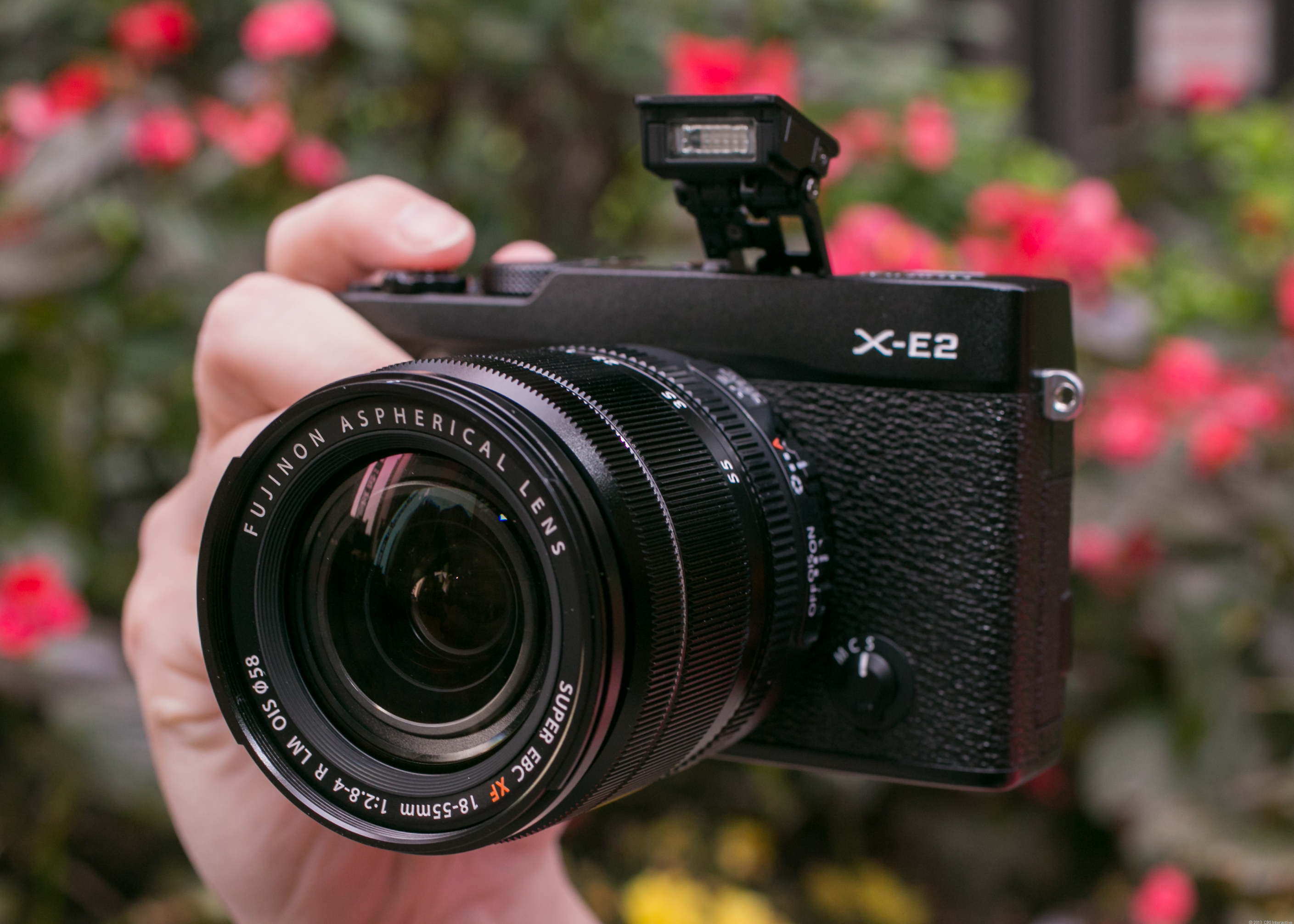 Fujifilm X-E2 (Body Only, Black)