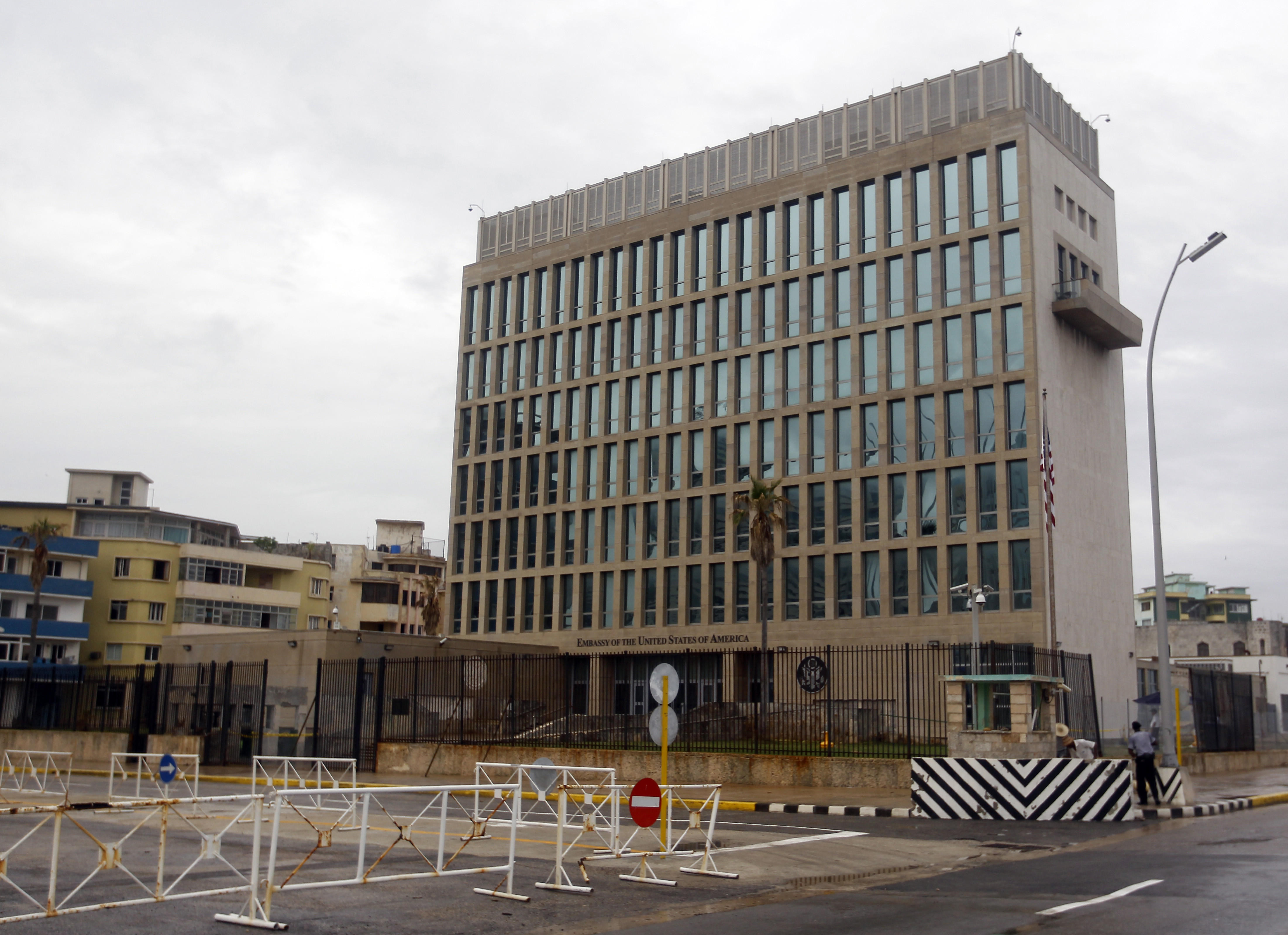 Alledged Sonic Attack At US Embassy In Cuba