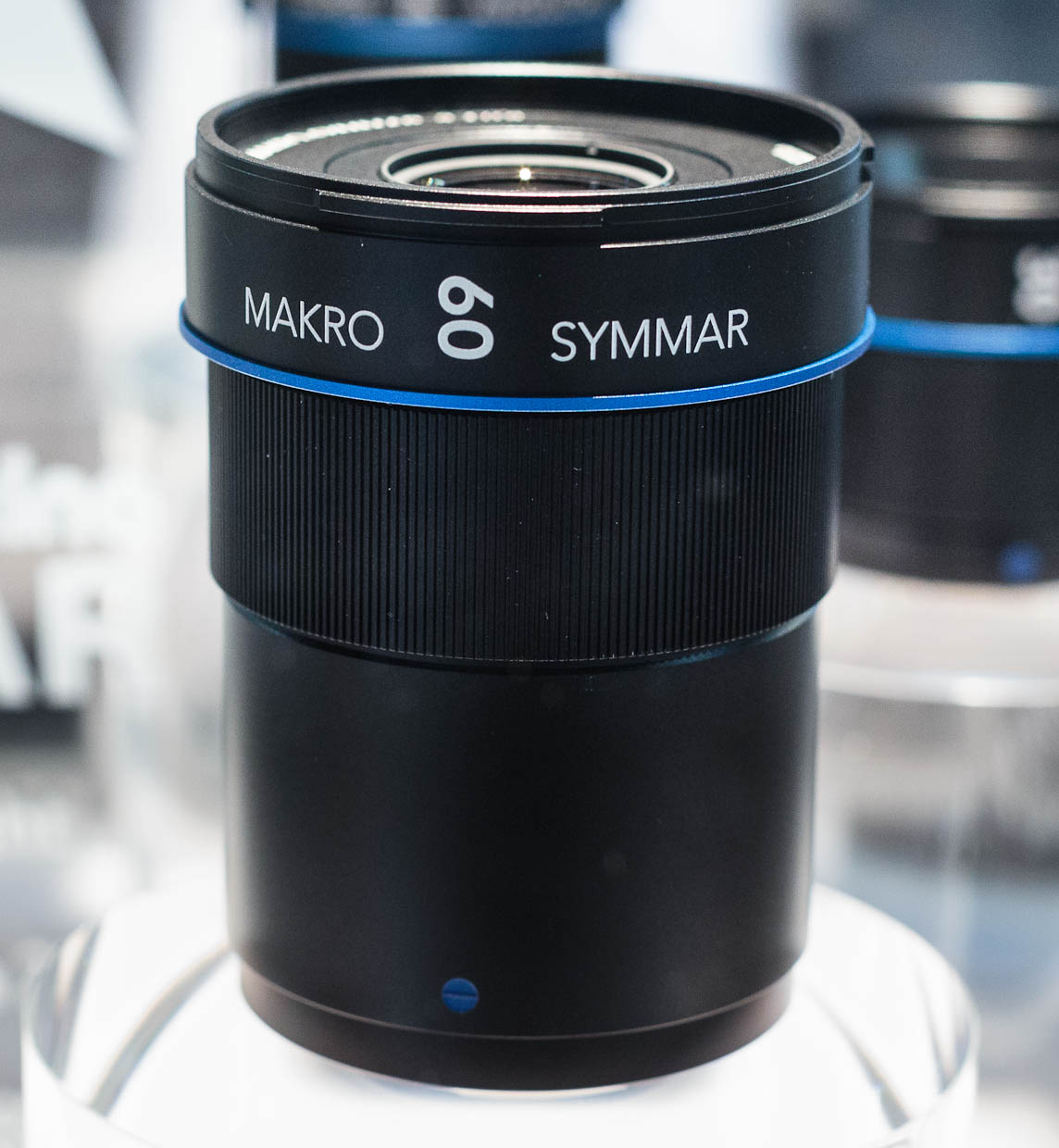 This Schneider Kreuznach prototype for a 60mm f2.4 macro lens shows the marriage of the mirroless world of Micro Four Thirds cameras with the world of premium German lenses.