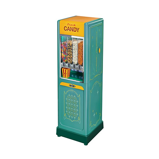 Every day is Halloween with the Sensio Throwback Candy Dispenser.