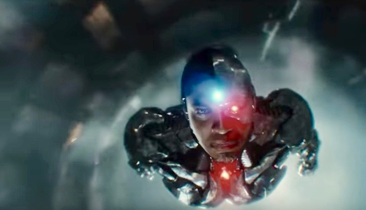 Cyborg takes to the sky