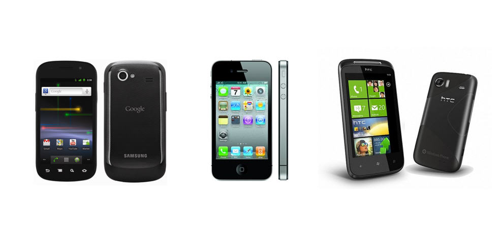 Android, iPhone, Windows Phone 7: And then there were three?