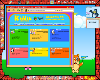 The Kiddix OS turns any computer into a safe, kid-friendly environment. For a limited time, you can pay what you want for it!