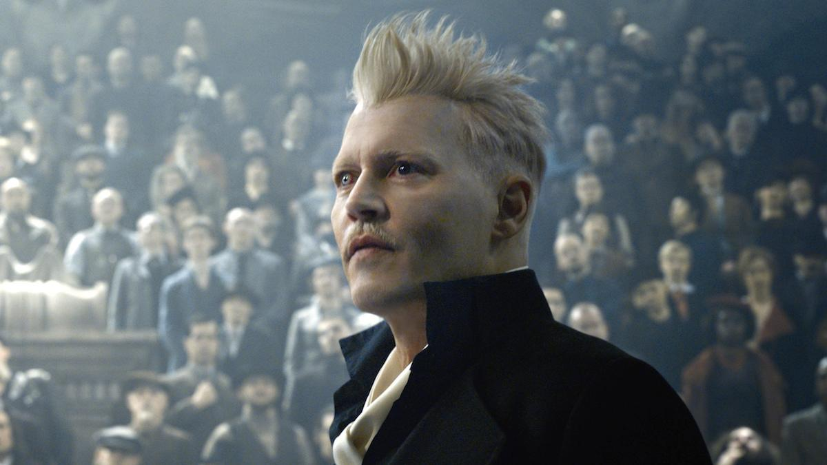30 (tie). Fantastic Beasts: The Crimes of Grindelwald