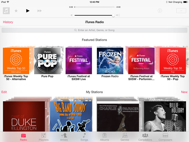 Will Apple turn iTunes Radio into a standalone app?
