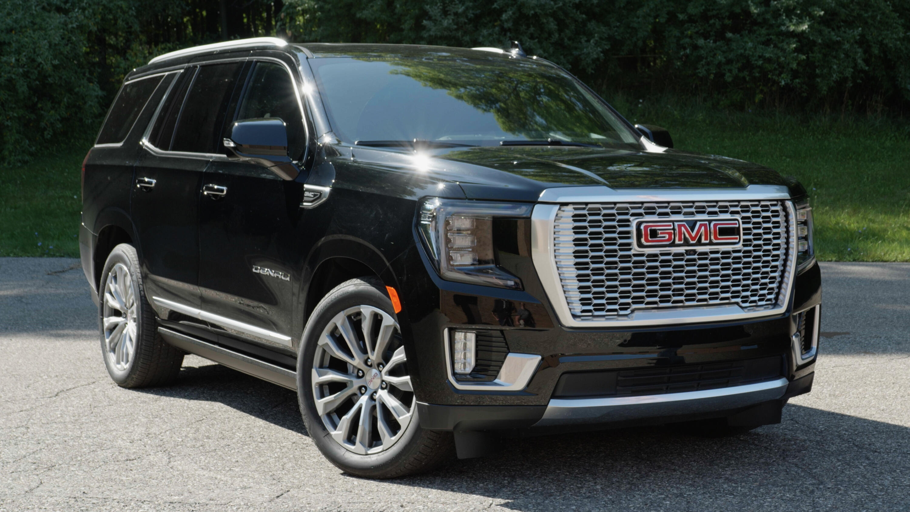 Video: The 2021 GMC Yukon Denali is so much better