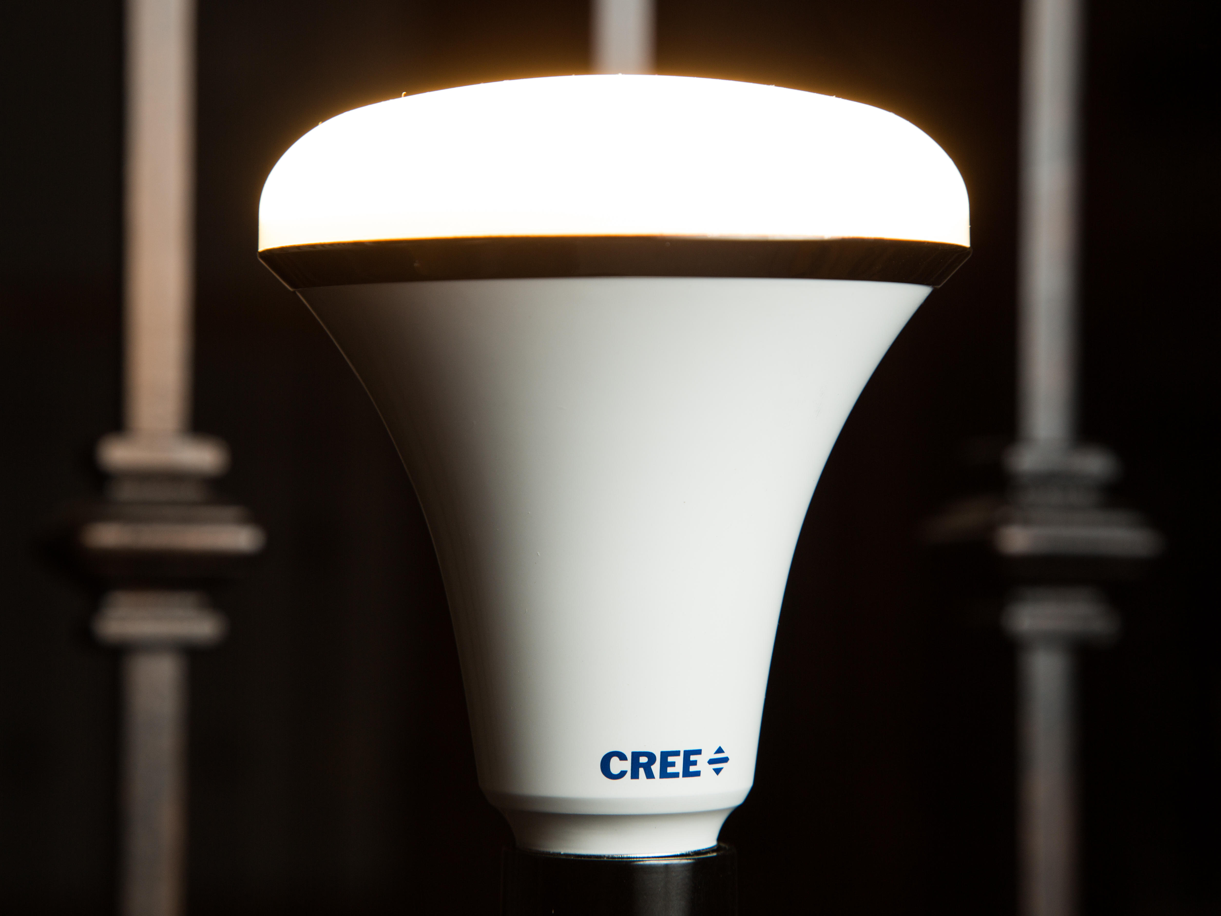 Cree 100W Floodlight LED