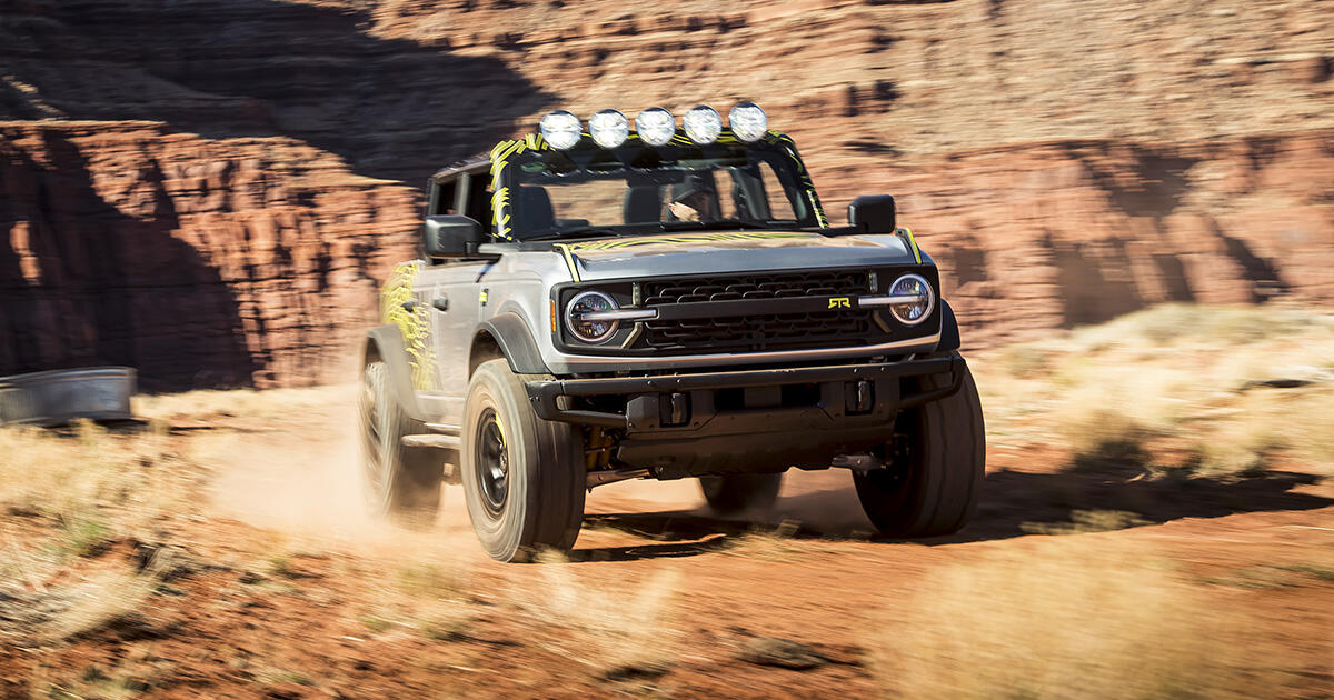 Ford Bronco Hybrid Rumor Backed By Possible Leaked Owner's Manual