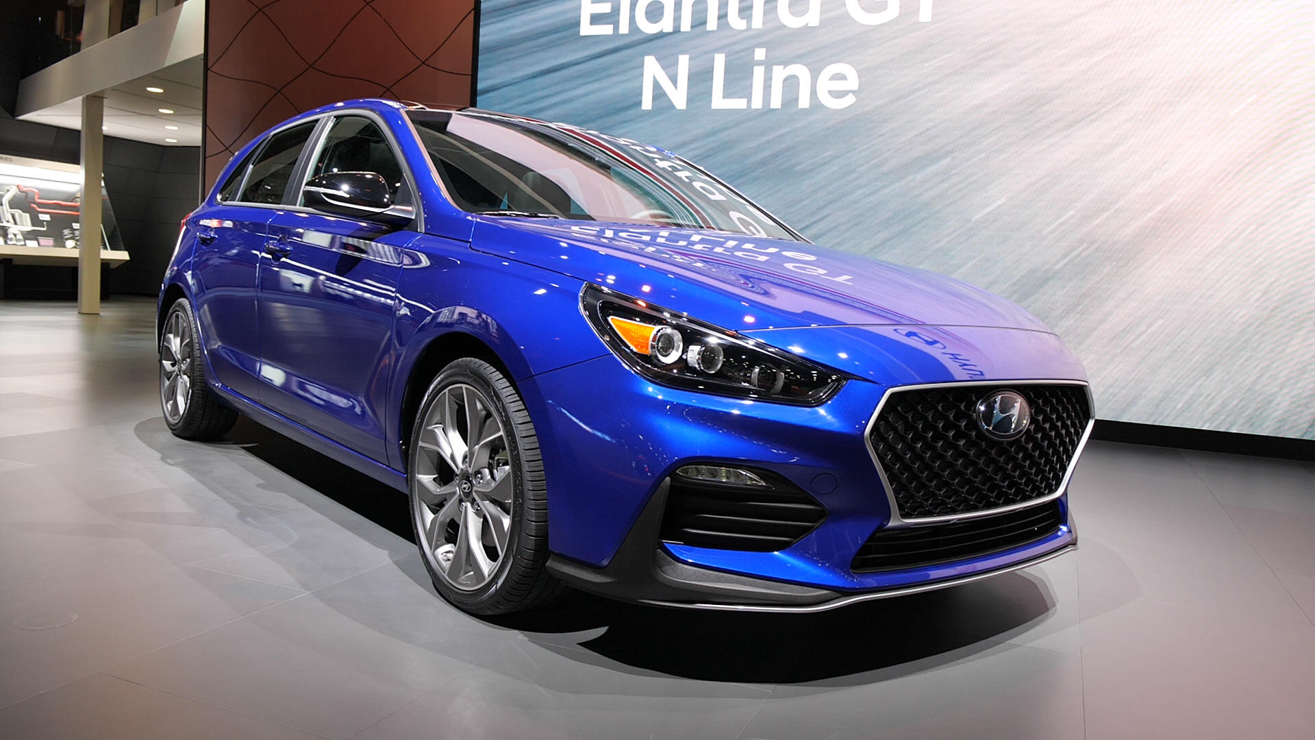 Video: Hyundai's midperformance trim kicks off with 2019 Elantra GT N-Line
