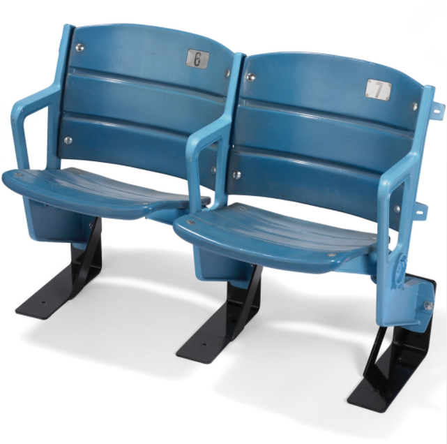 Authentic Yankee Stadium Seats