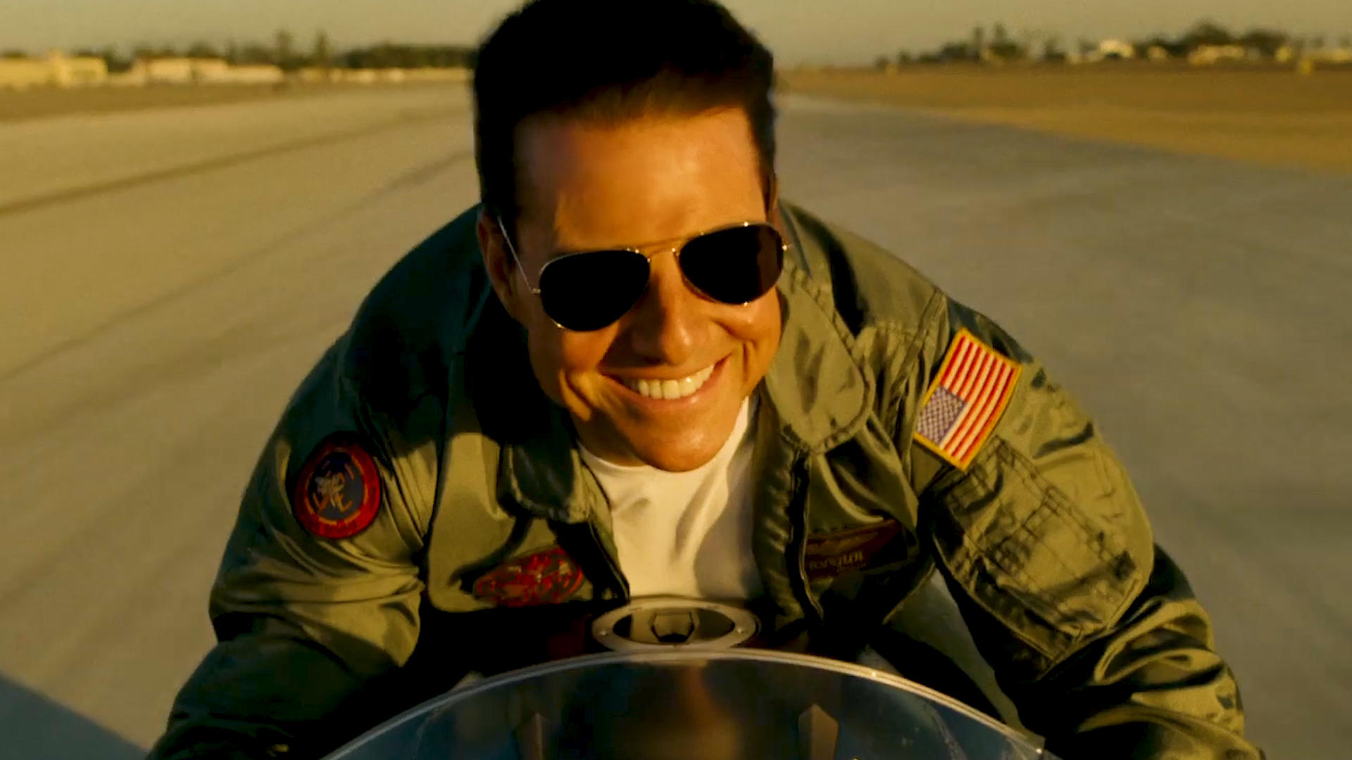 Video: Top Gun: Maverick trailer debuts at Comic-Con 2019