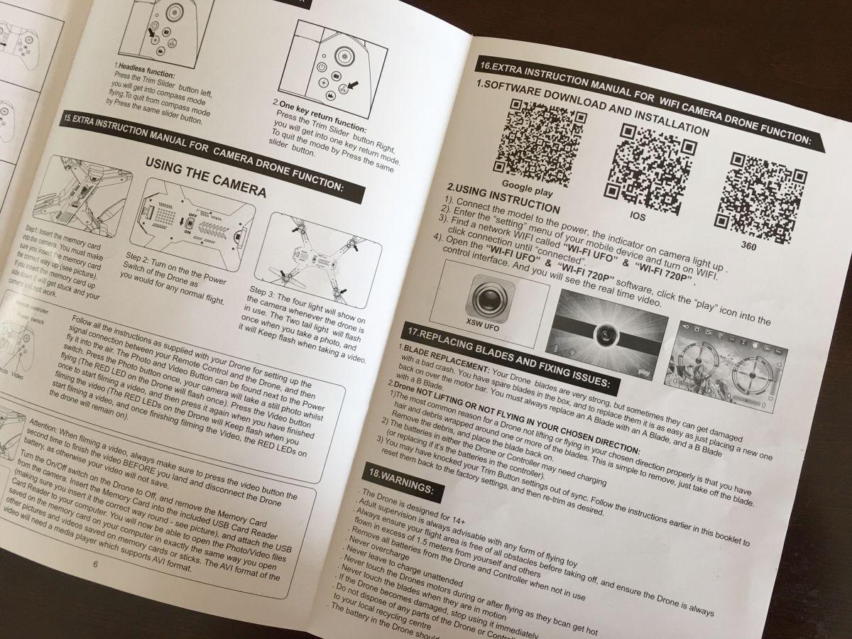 drone-instruction-manual-with-qr-codes