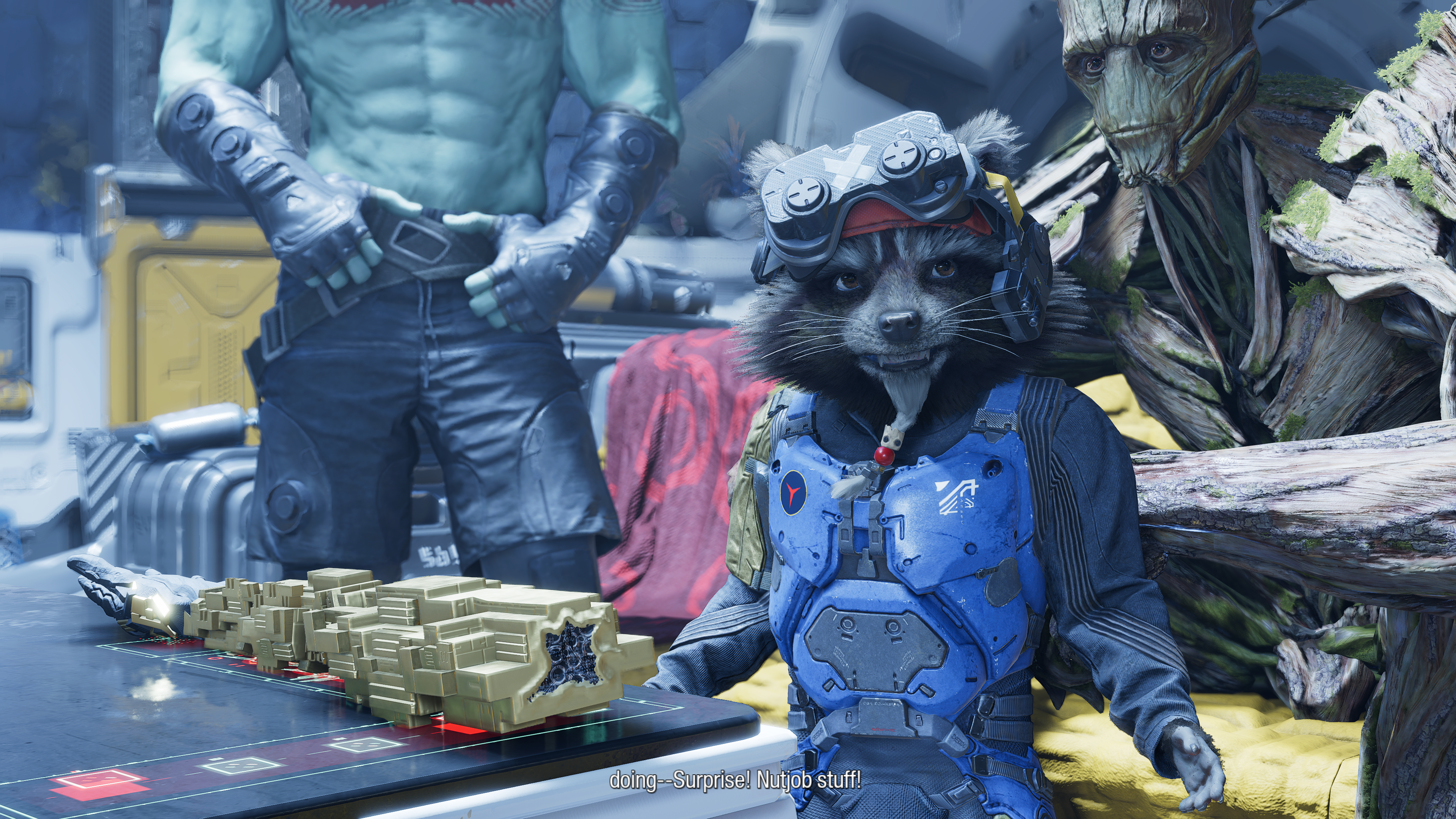 cnet.com - Oscar Gonzalez - Guardians of the Galaxy review: A video game worthy of the MCU