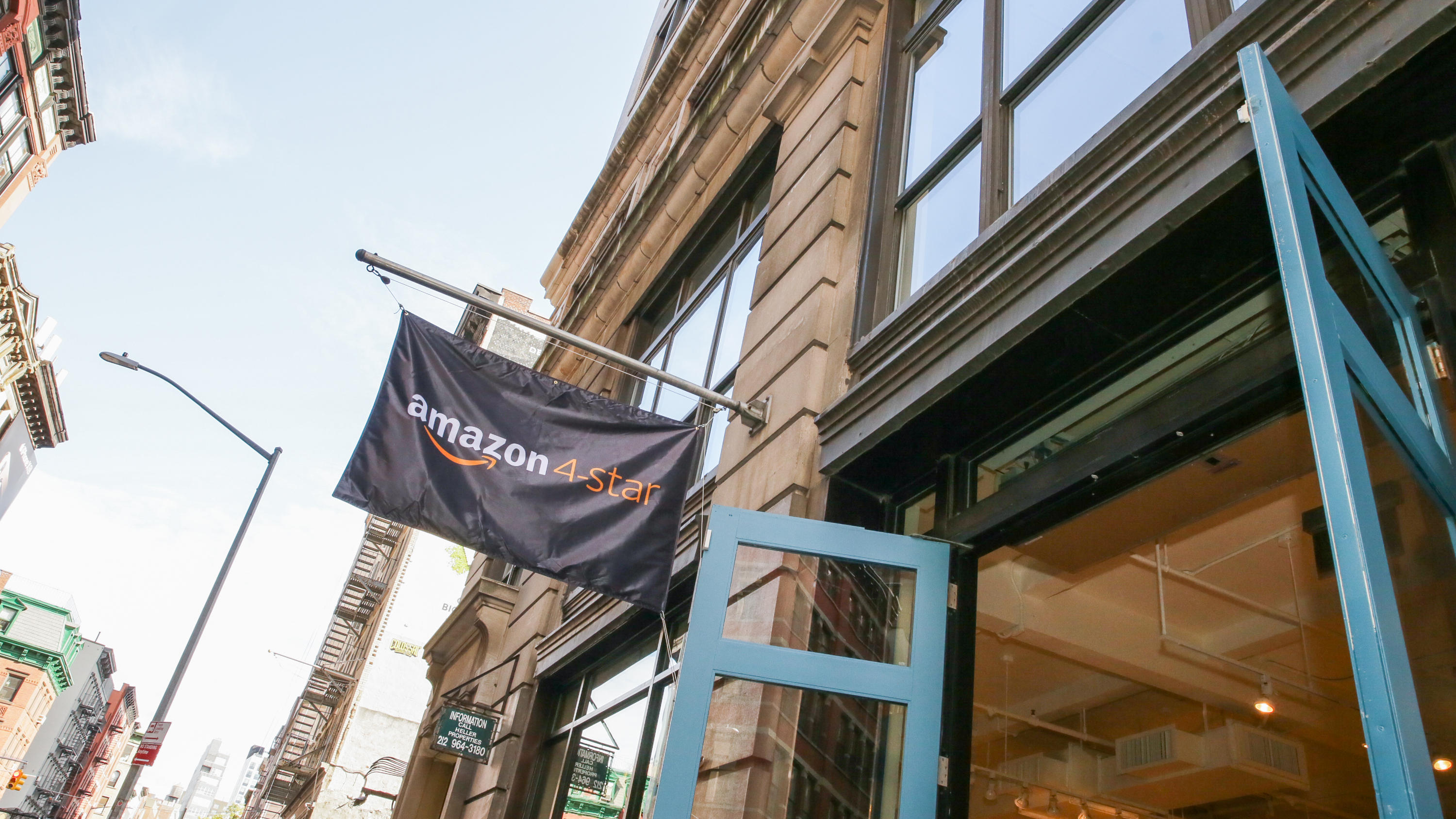 Amazon 4-Star store opens in NYC