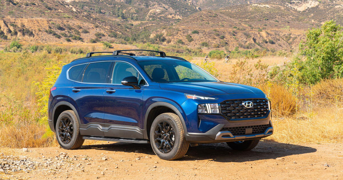 Hyundai Strengthens 2022 Santa Fe With XRT Appearance Package