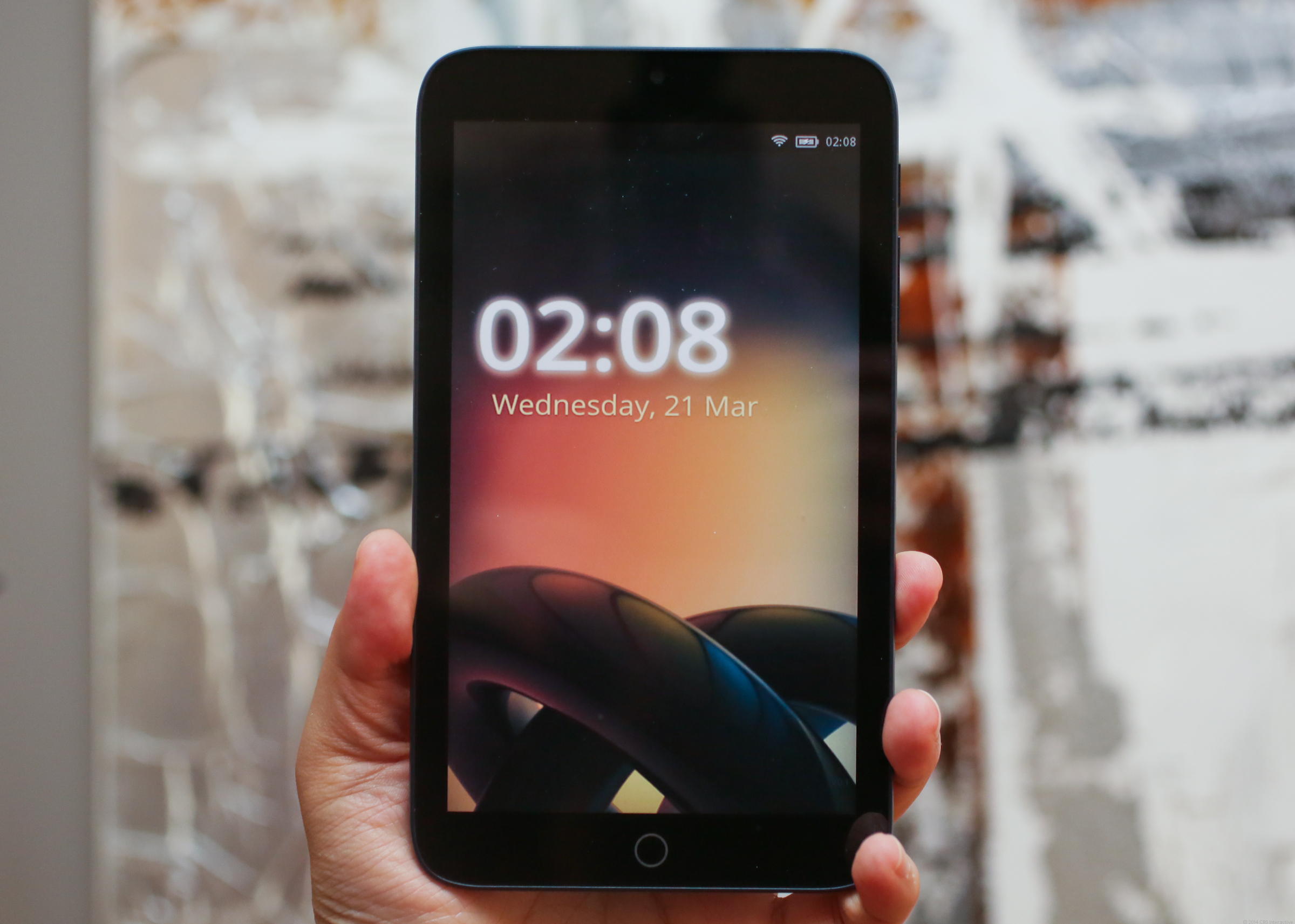 Alcatel plans to sell its One Touch Fire 7, a tablet with Firefox OS.