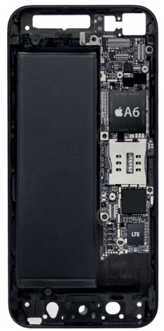 Apple A6 may be a more unique Apple design than first believed.