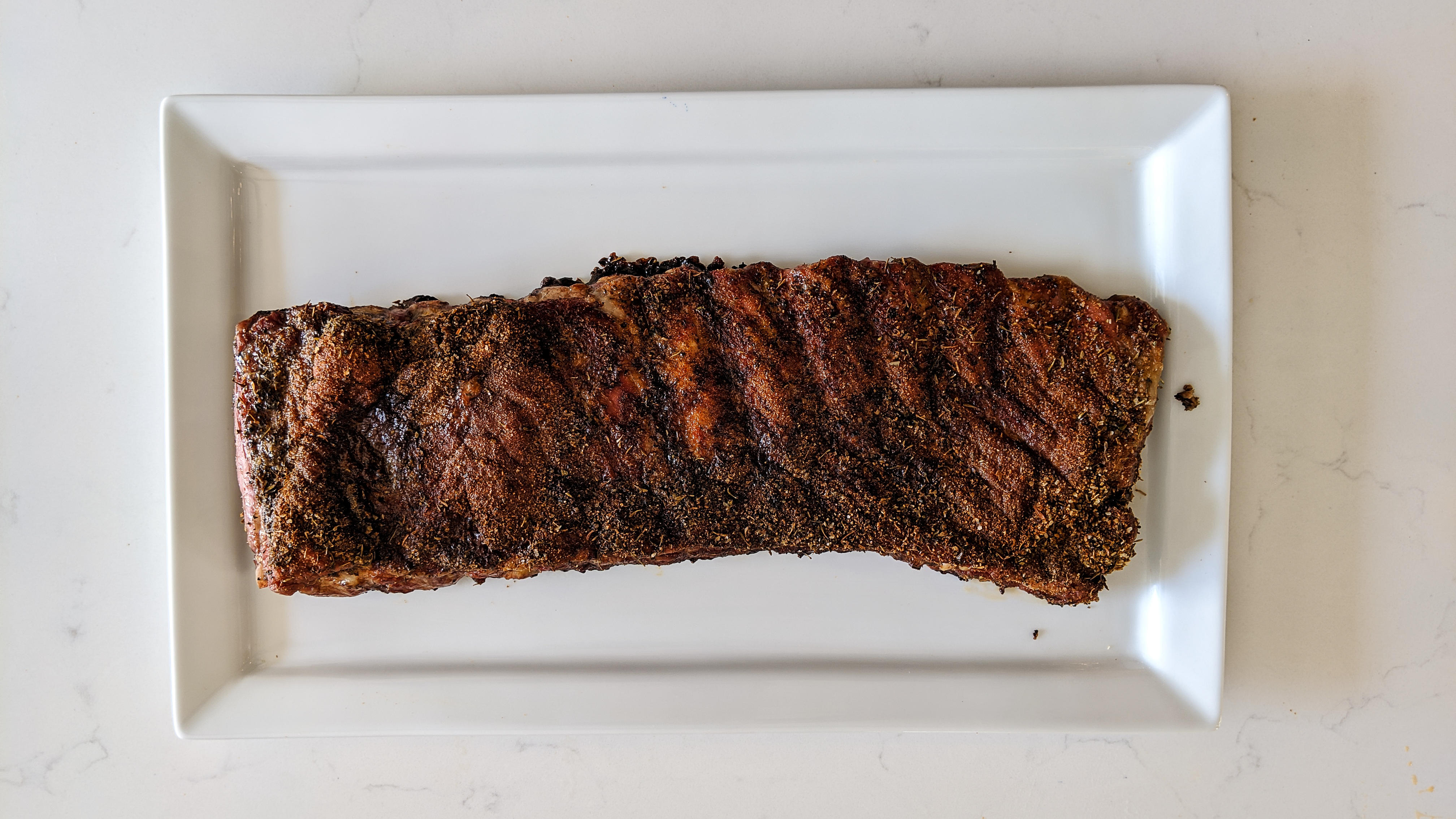How we test ribs