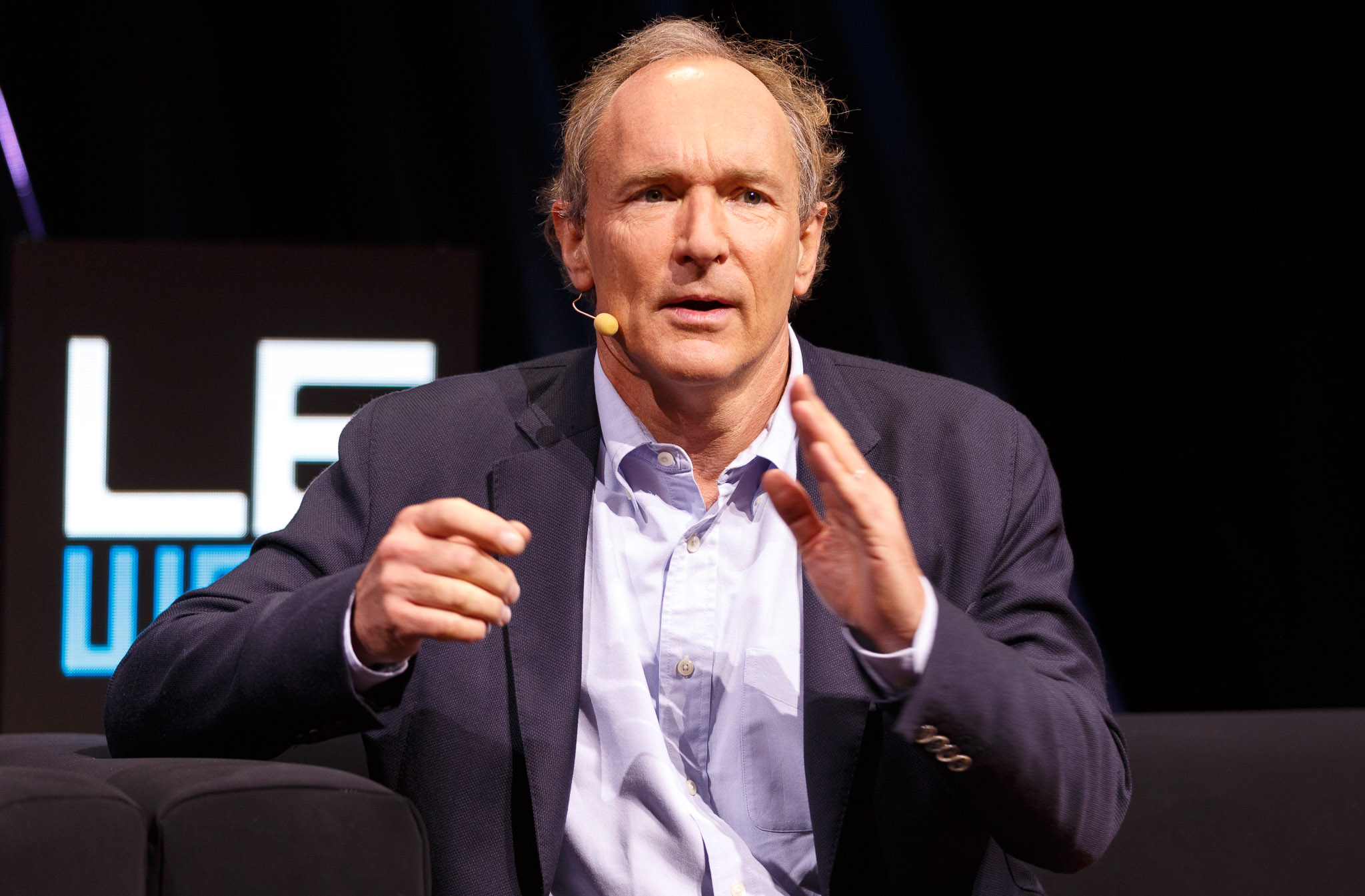 Web founder Tim Berners-Lee made an easy $5 million