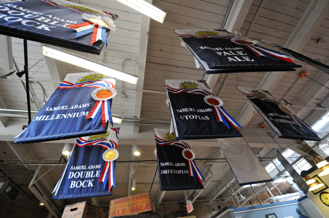 The banners