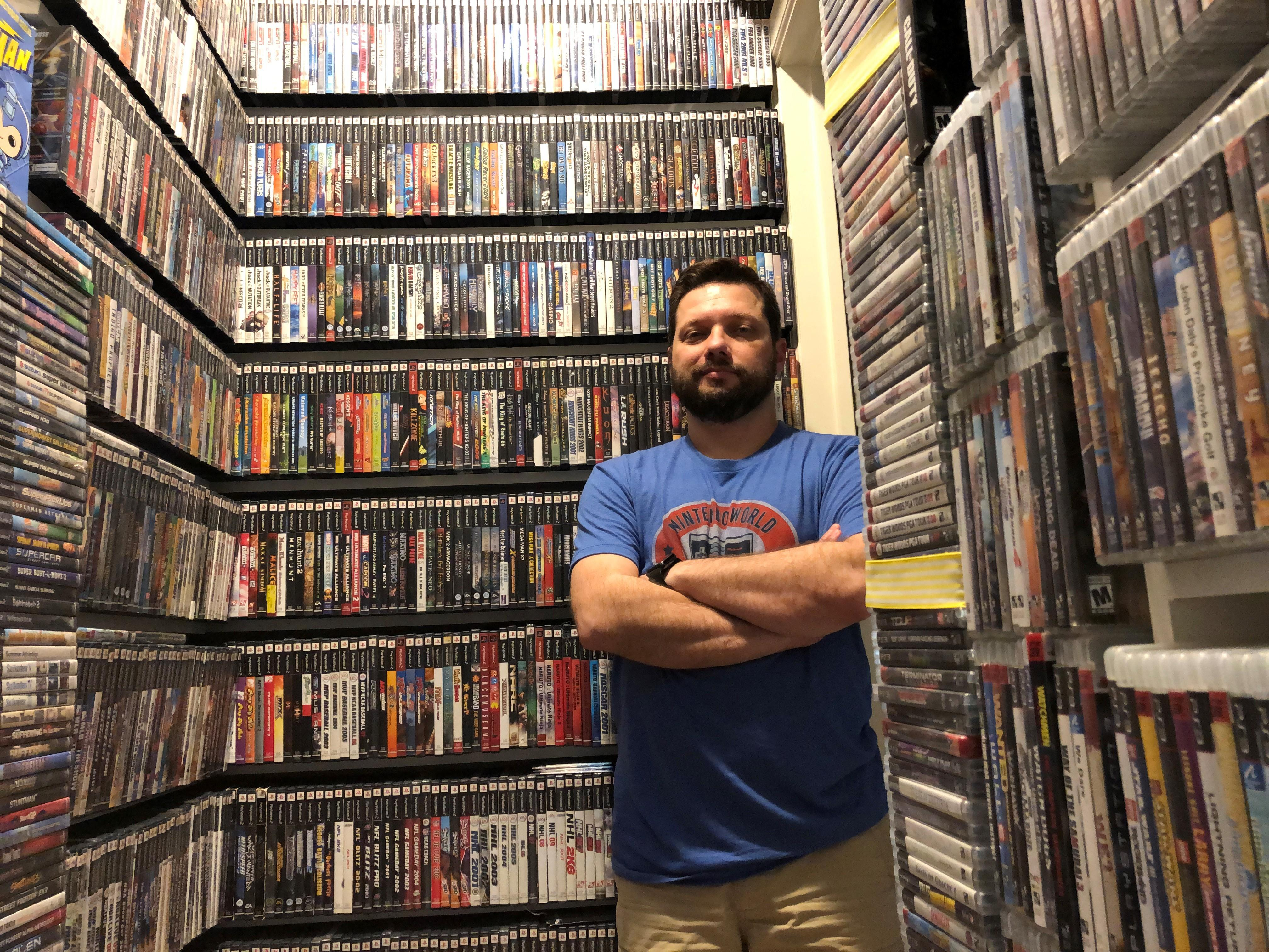 largest-collection-of-videogames