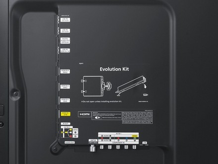 UE55F7000 Connections