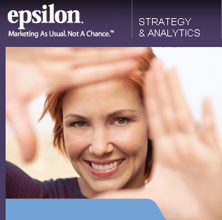 Epsilon is all about helping companies get and retain customers through marketing.