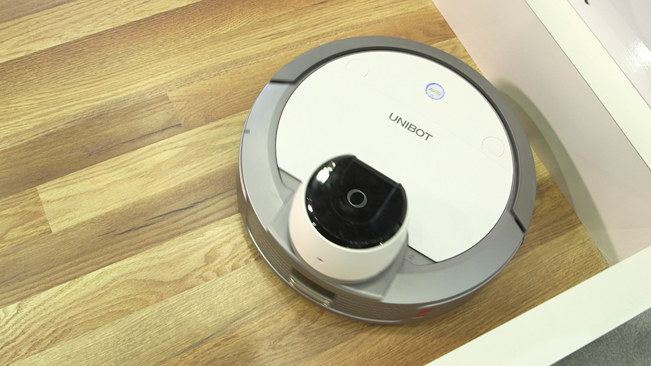 Video: A quirky robot helper for your smart home