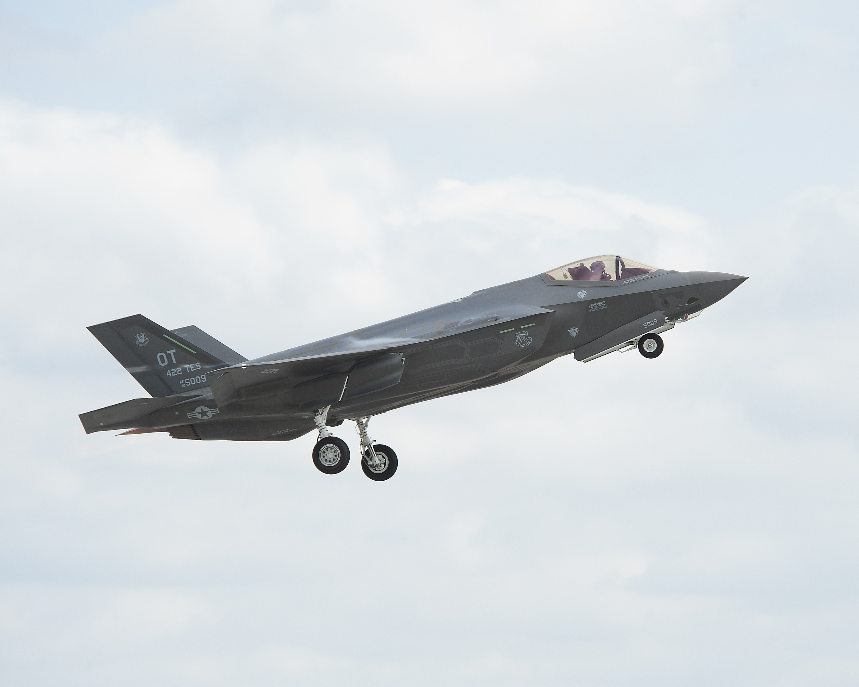 F-35 weapons integration