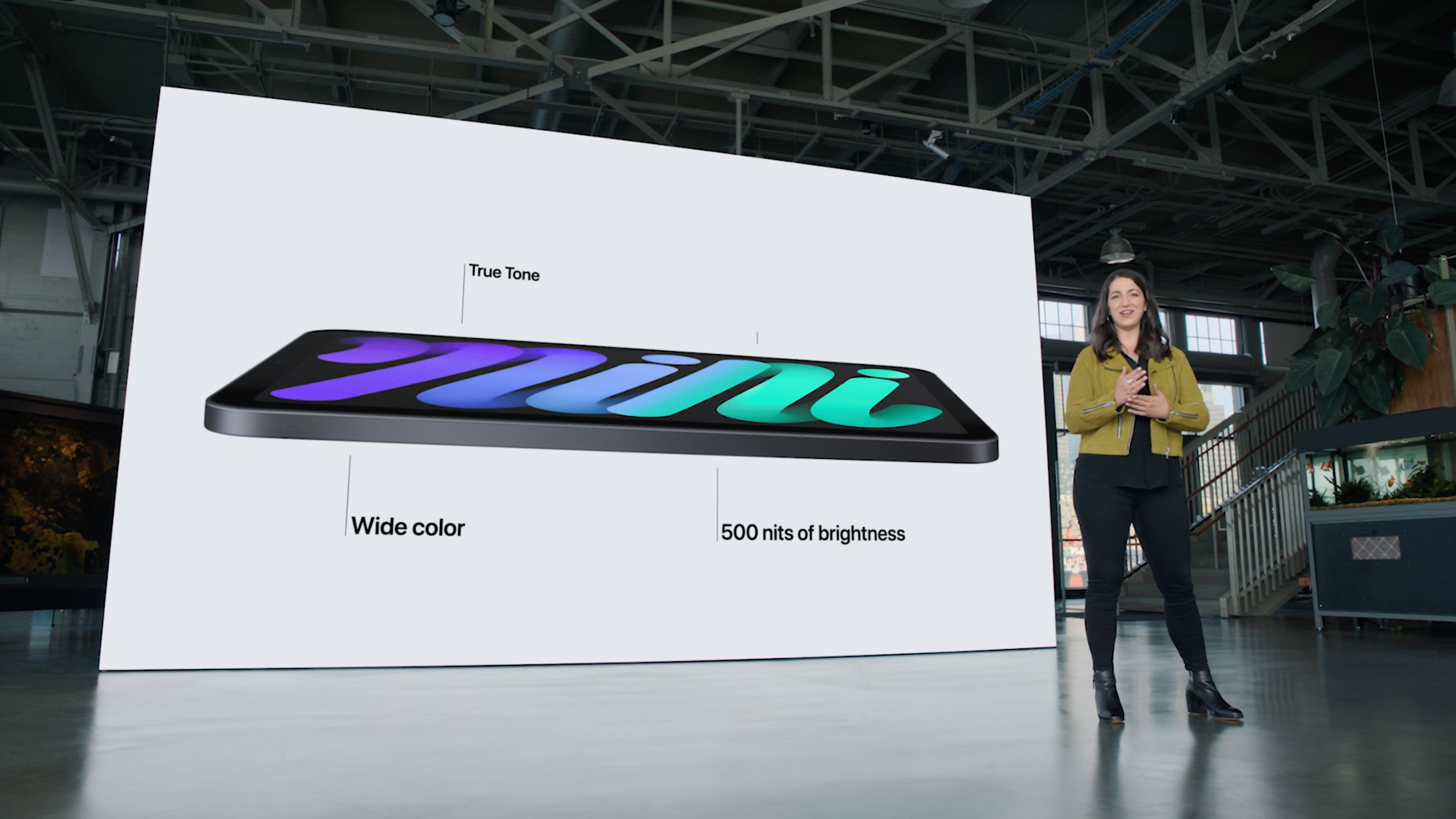 Apple unveils redesigned iPad Mini with 8.3-inch display and 5G connectivity