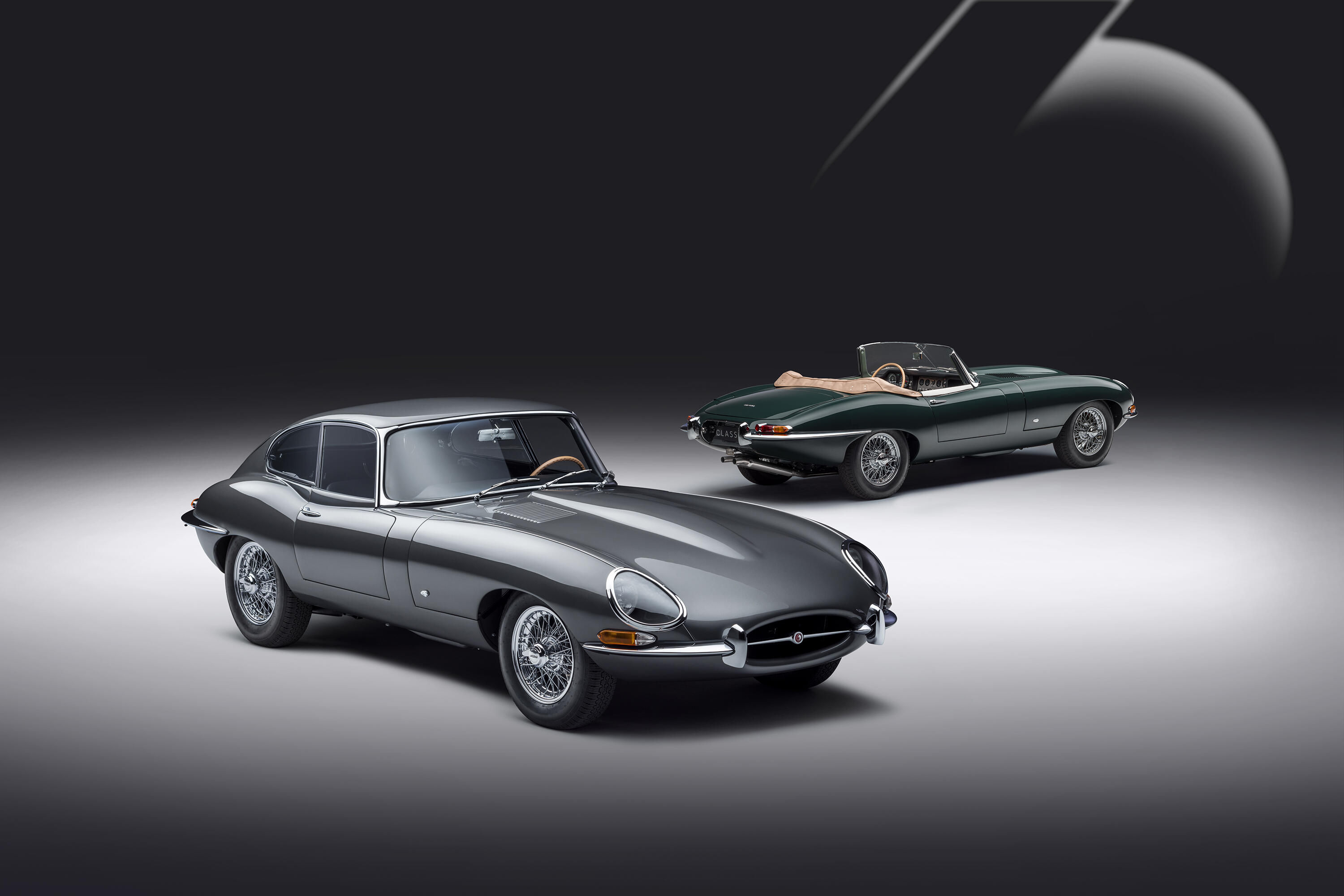Jaguar E-Type 60 Edition