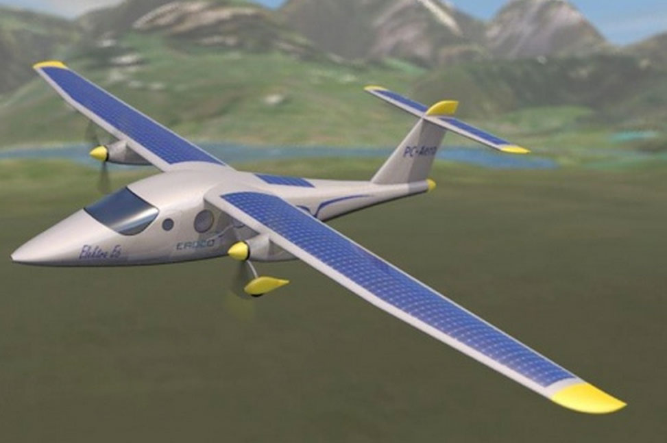 EADCO and PC-Aero hope to build a prototype of this six-passenger aircraft, the Elektro E6, within three years and have it licensed for use within ten years. It'll have a range of 500km, the companies said.
