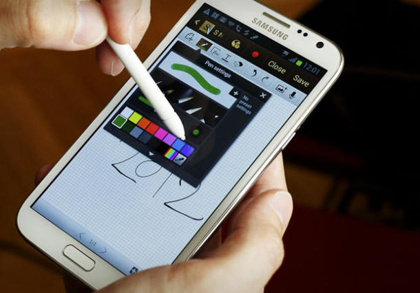 Will the successor to the Galaxy Note 2 beef up its camera?