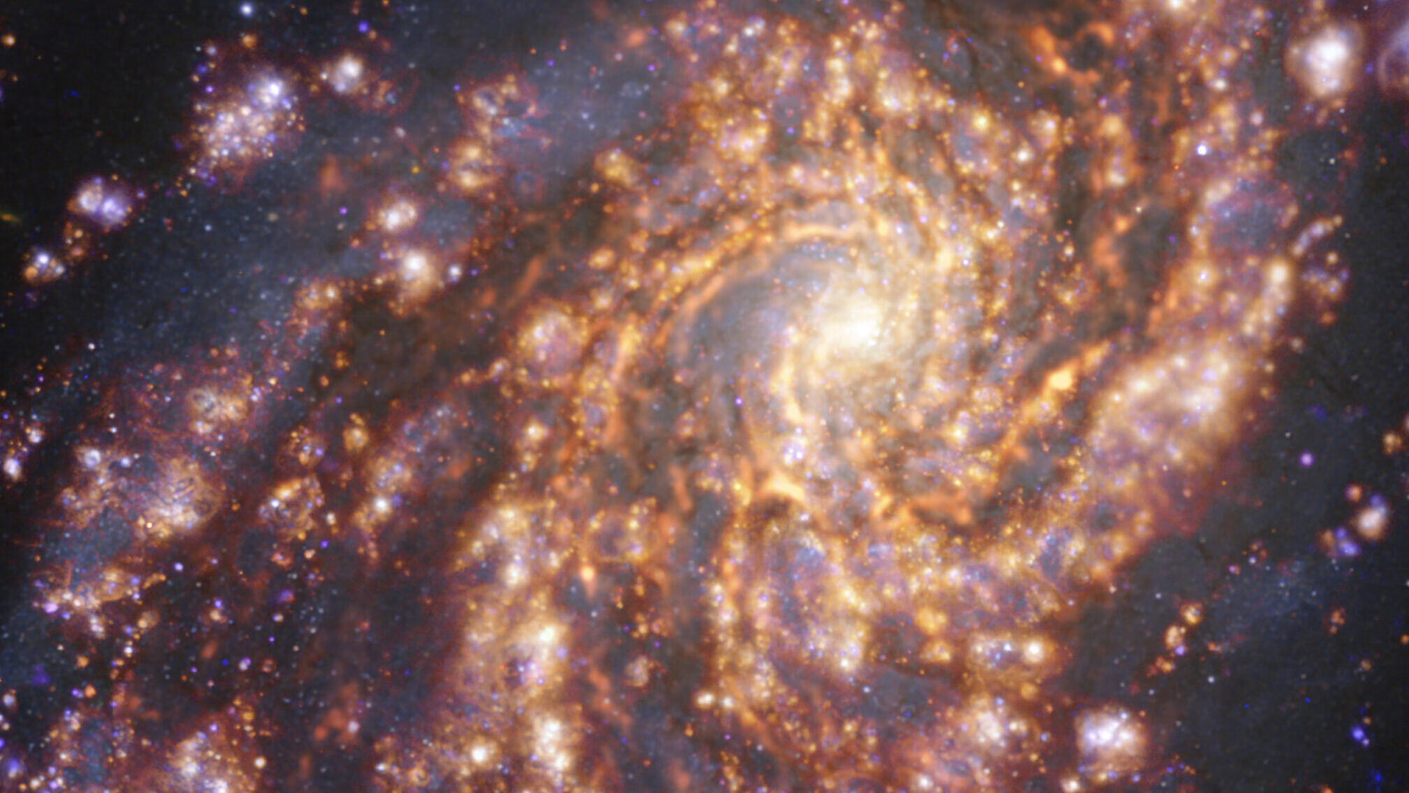 These stunning new images of nearby galaxies will blow your mind