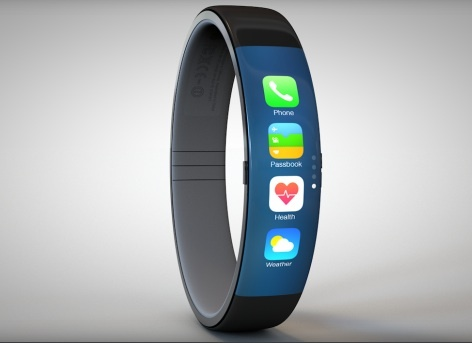 iWatch concept.