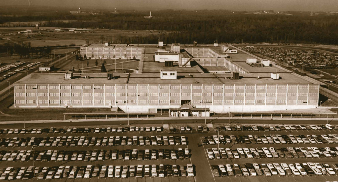 The National Security Agency in about 1950