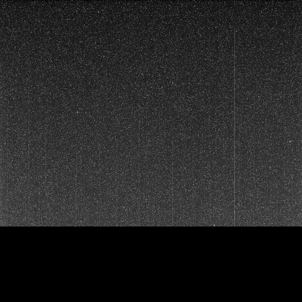 Opportunity's last look at Mars
