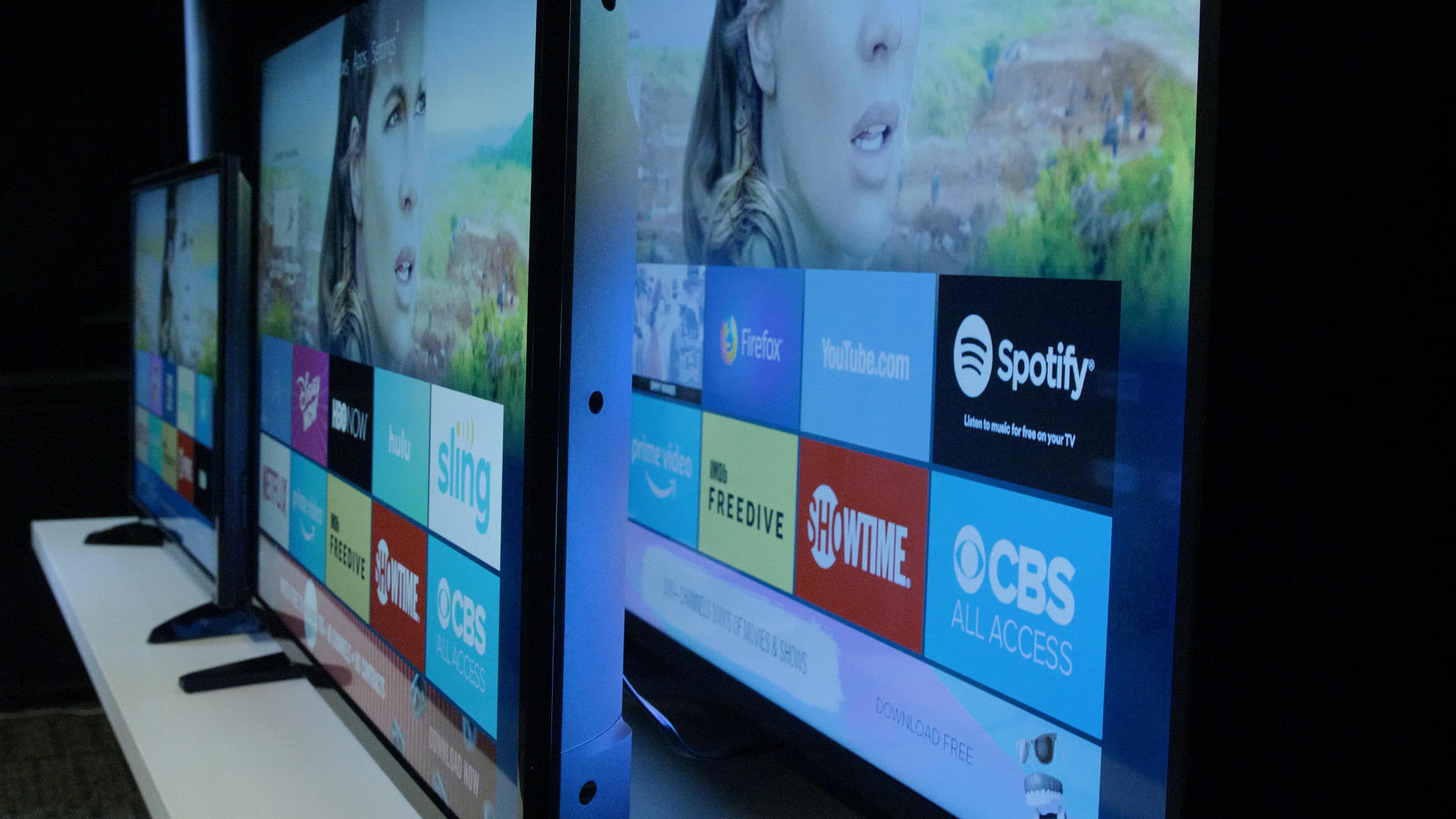 Video: Amazon Fire TV Edition TVs stream with some help from Alexa