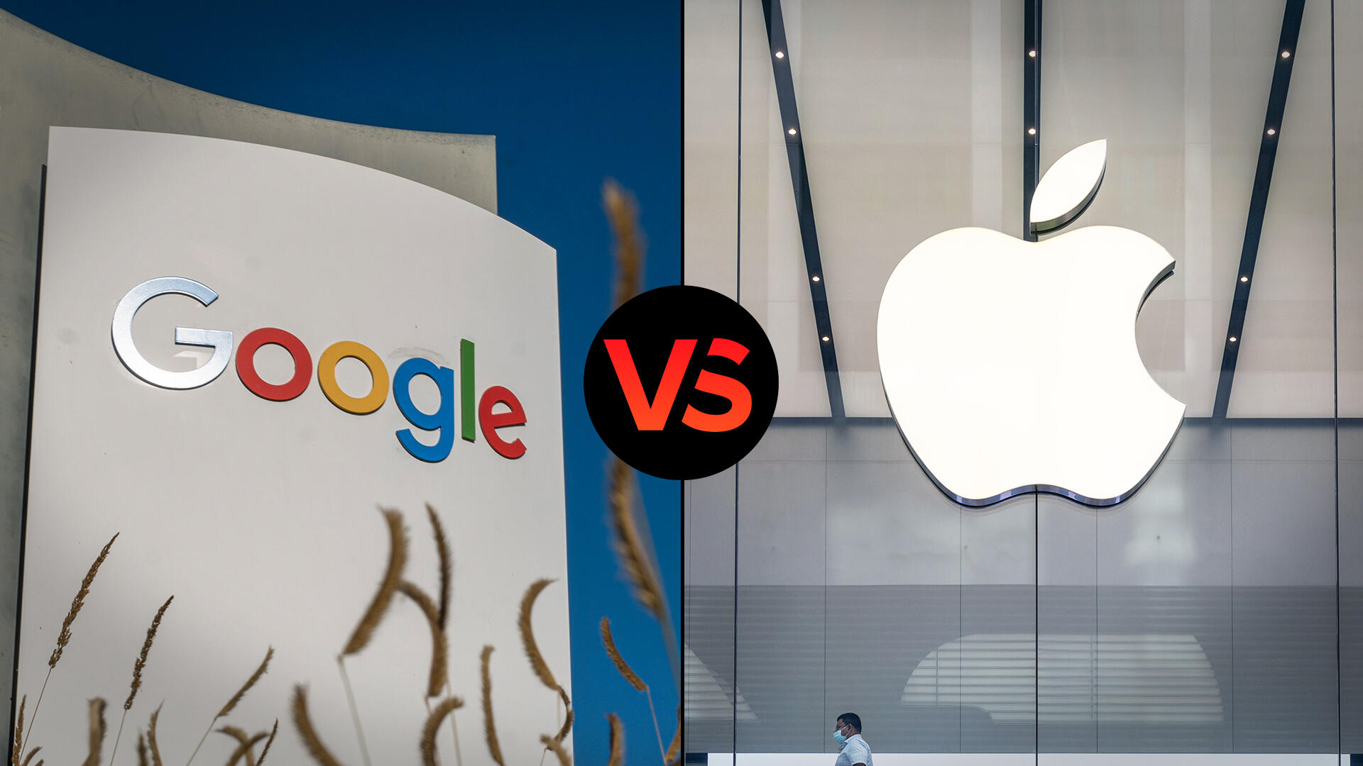 Why Apple doesn't get along with Google