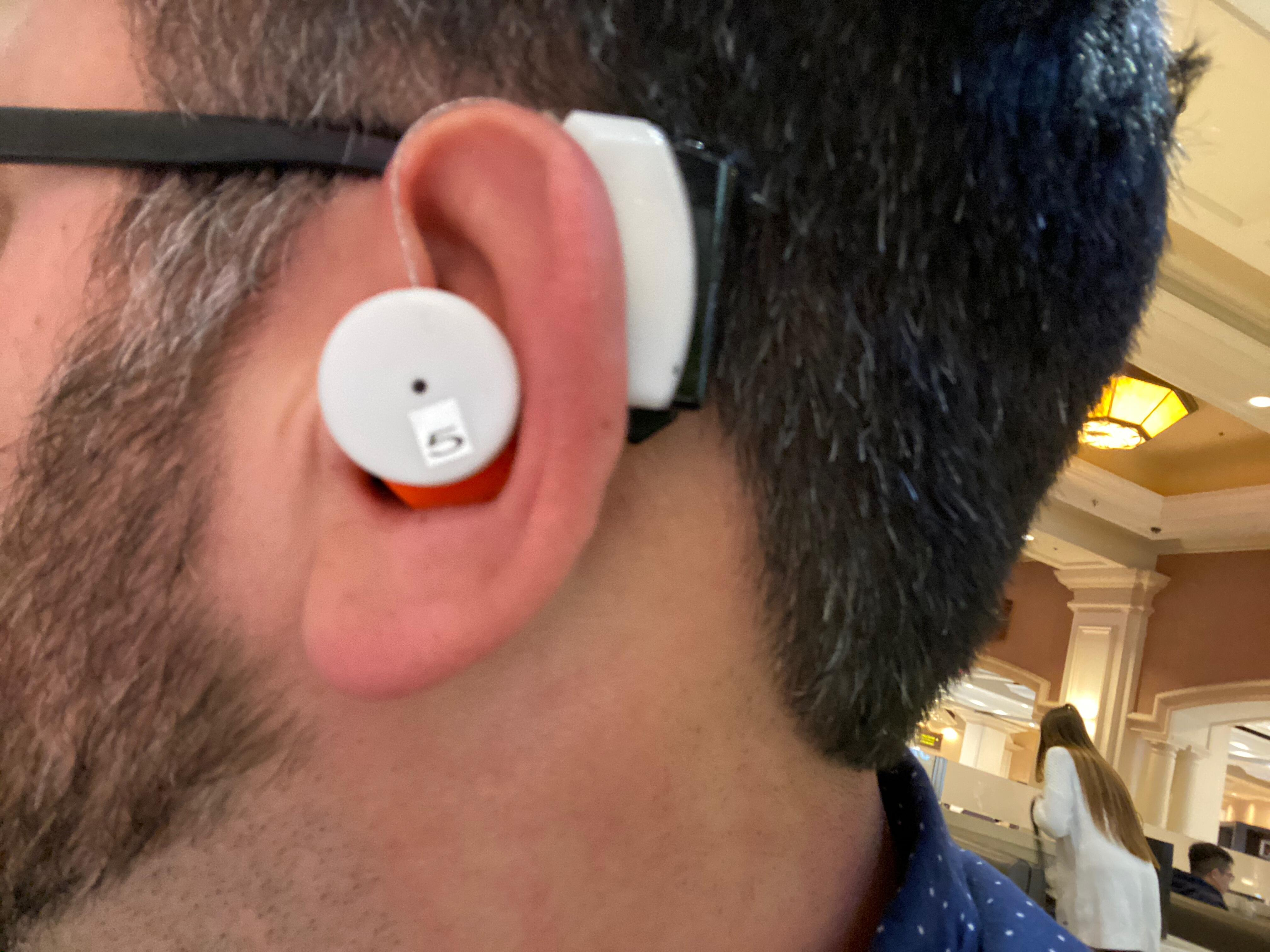 Valencell Blood Pressure Sensing Earbuds
