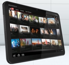 Is Motorola starting its 4G LTE upgrade for the Xoom?