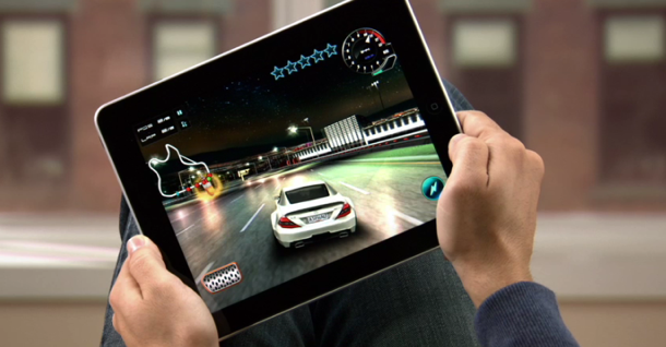 Is GameStop prepping for the sale of the iPad and iPhone?