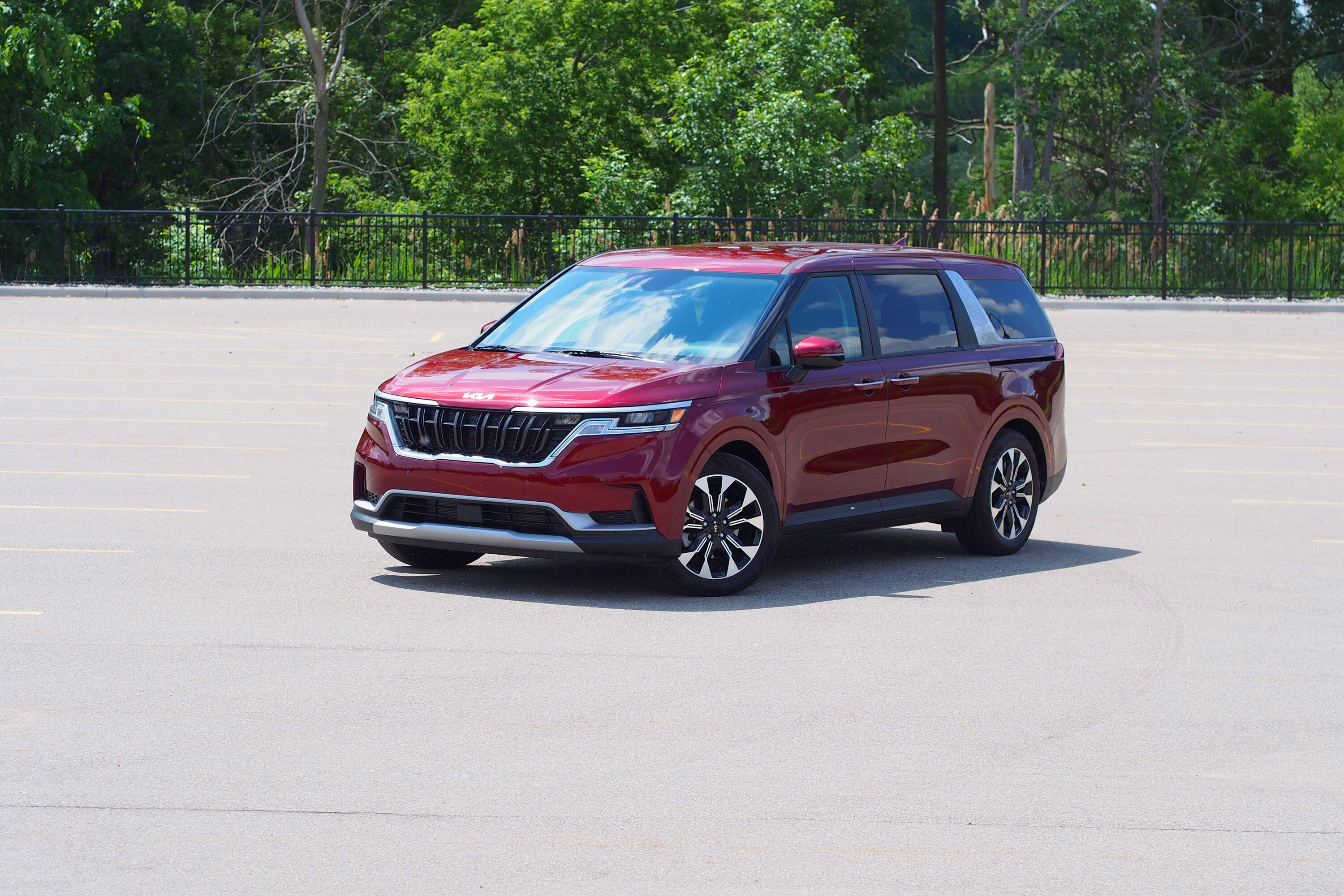 2022 Kia Carnival review: A party on wheels     - Roadshow