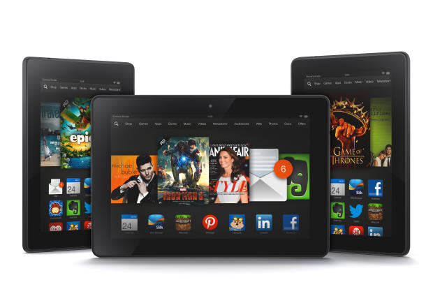 Amazon's Kindle Fire lineup is on sale once again.